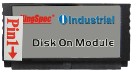 Kingspec Industrial Disk-on-Module (DoM) used by many jr-IDE owners